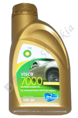 BP VISCO 7000 LongLife III 5W-30