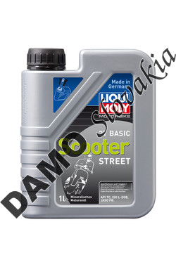 LIQUI MOLY 2T BASIC SCOOTER STREET