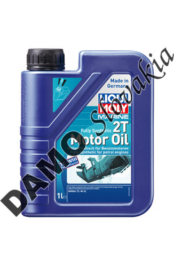 LIQUI MOLY MARINE FULLY SYNTHETIC 2T