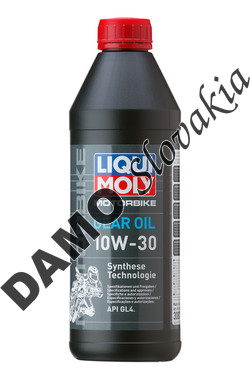 LIQUI MOLY GEAR OIL 10W-30