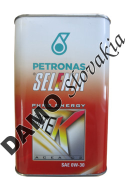 SELENIA DIGITEK PURE ENERGY 0W-30