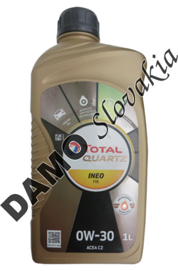 TOTAL QUARTZ INEO FDE 0W-30